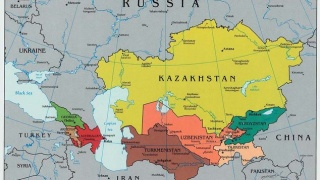 C. Asia, Azerbaijan: between political, economic influence of Europe, Russia