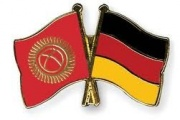 German business exploring Kyrgyzstan