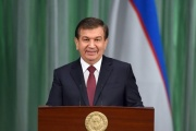 Mirziyaev proposes direct election of regional governors in Uzbekistan