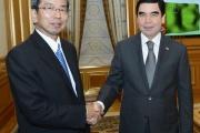 ADB president reiterates support for Turkmenistan economic diversification