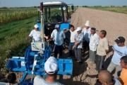 Nazarbayev for privatization of agricultural land in Kazakhstan
