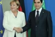 Turkmenistan's president visits Germany