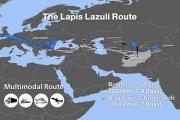 Afghanistan: President inaugurates Lapis Lazuli transport corridor