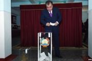 Referendum in Tajikistan tightens President Rakhmon's grip on power