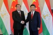 China pledges to support Tajikistan's development