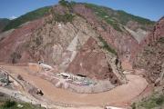Tajikistan launches second unit of giant Rogun hydropower plant