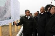 Tajikistan starts construction of a new city